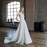 Wedding dress Mod. Edda