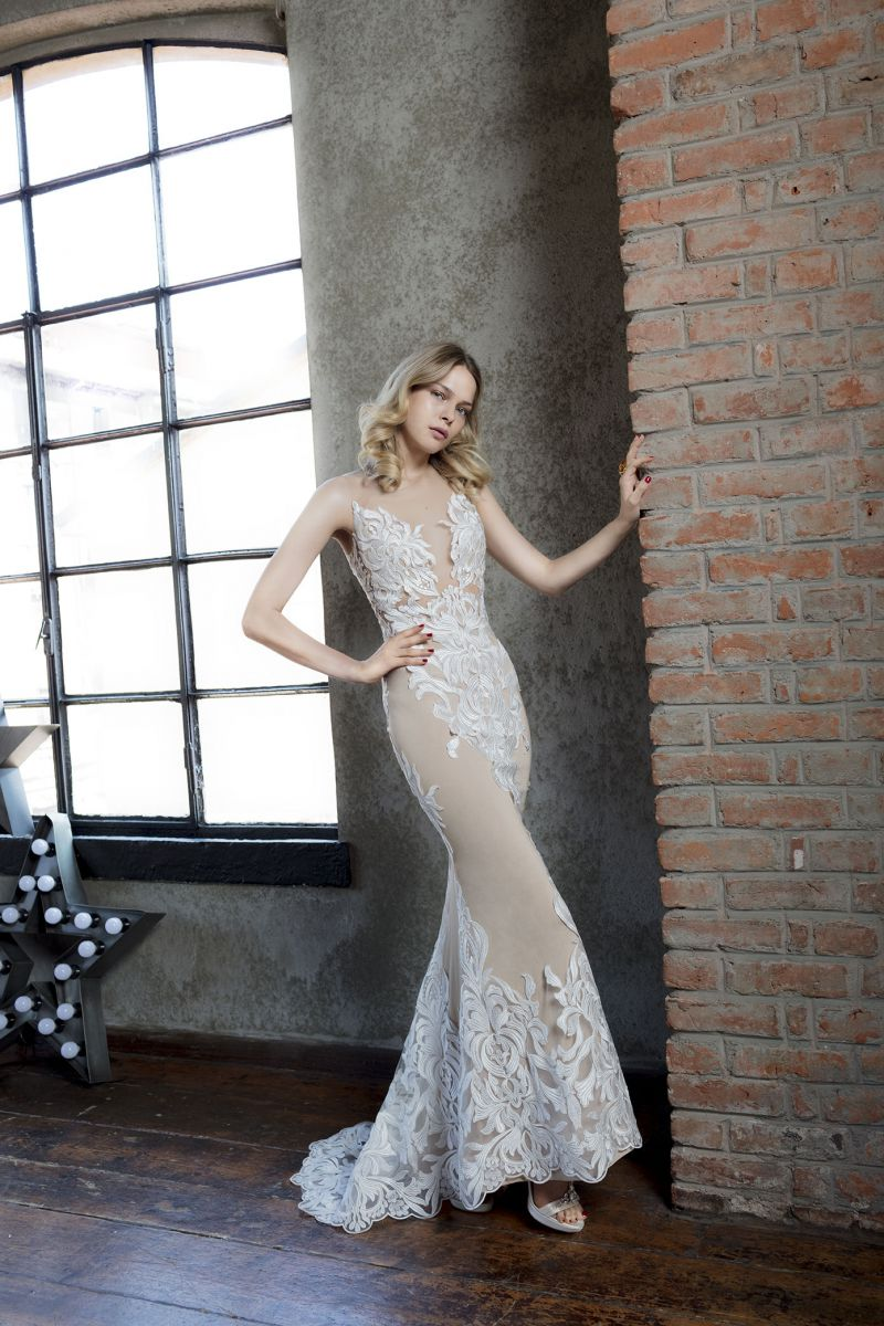Wedding dress Mod. Elena