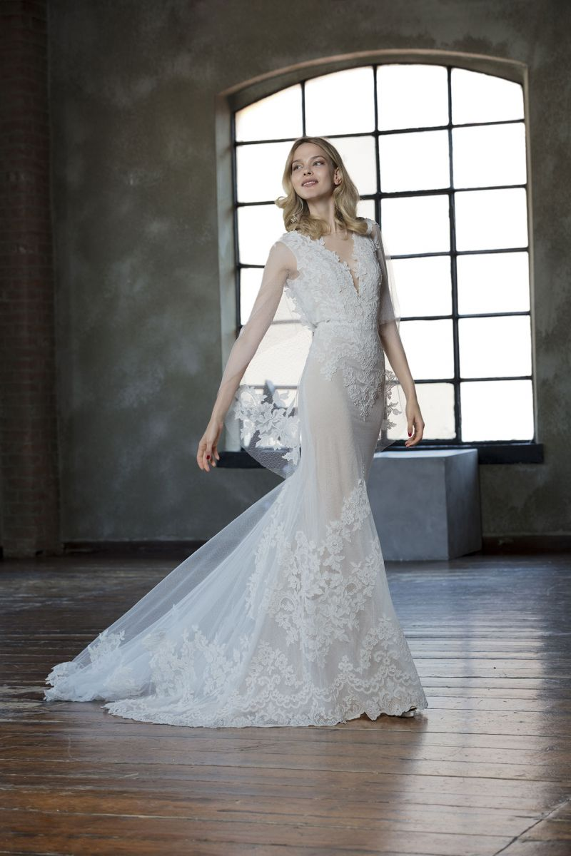 Wedding dress Mod. Egle
