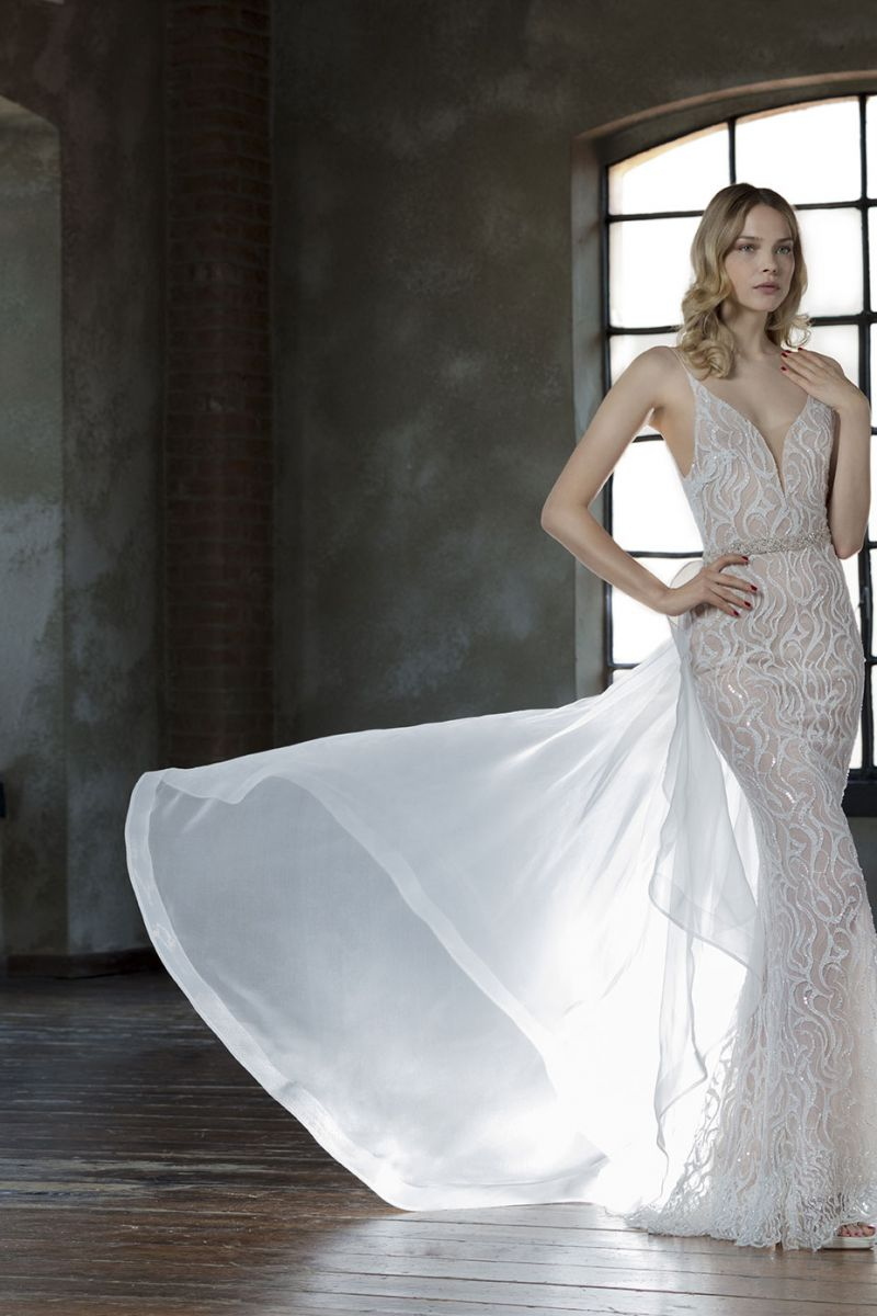 Wedding dress Mod. Elodie
