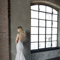 Wedding dress Mod. Elisa
