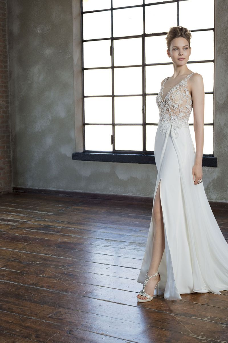 Wedding dress Mod. Elide
