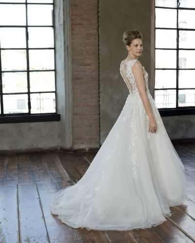 Wedding dress Mod. Edoarda