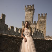 Wedding dress Fiamma