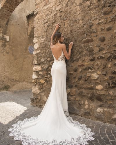 Wedding dress Fulvia